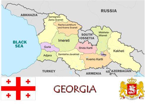 Georgia divisions