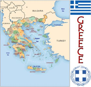 Greece divisions