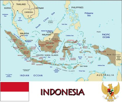 Indonesia divisions