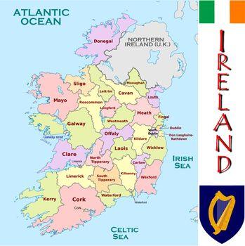 Ireland divisions