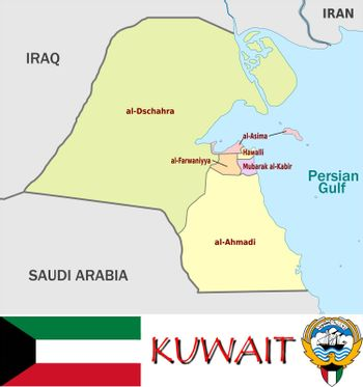 Kuwait divisions