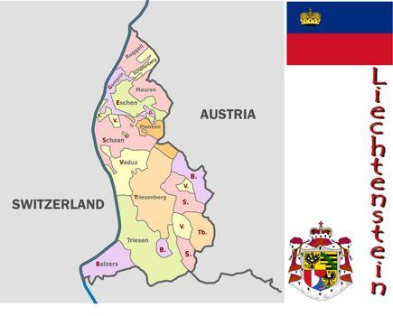 Liechtenstein divisions
