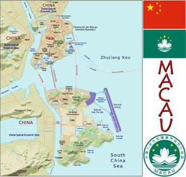 Macau divisions