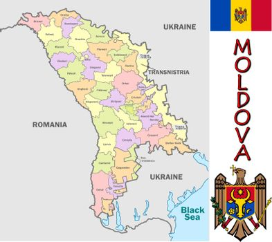 Moldova divisions