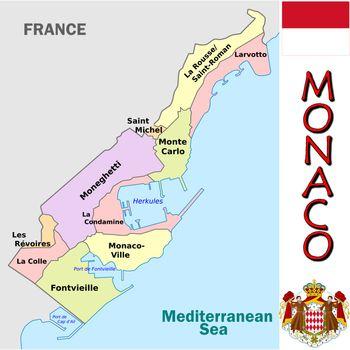 Monaco divisions