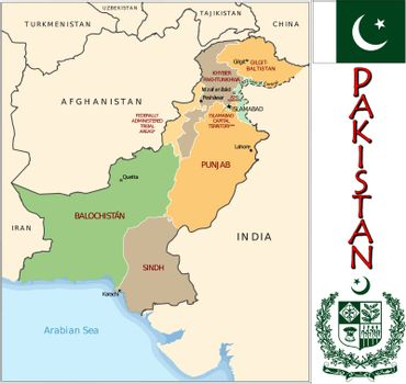 Pakistan divisions