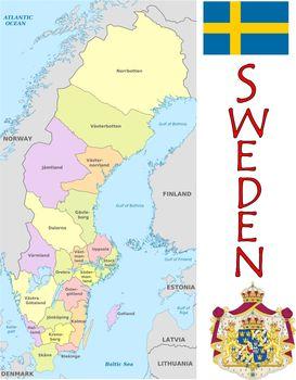 Sweden divisions