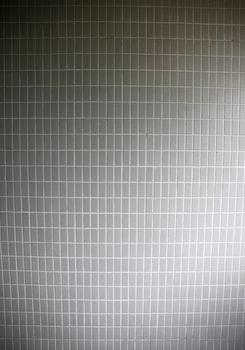 Background in interior of dark walls.