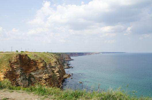 Cape Kaliakra, Sea and Cliffs, Bulgaria