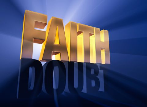 Faith Shines Through