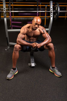 Bench Press Weight Training