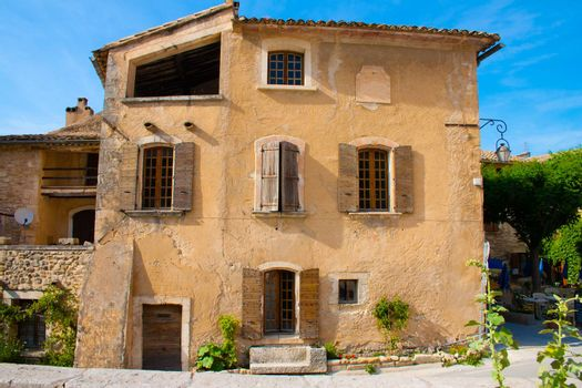 Beautiful house in Opedde le vieux belonging to the Provence in Luberon France