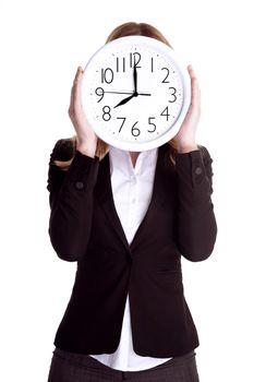 Punctual worker concept