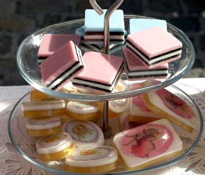 Decorative soaps