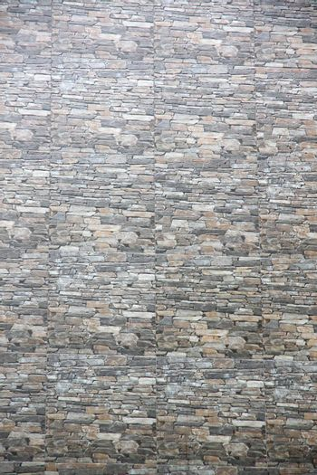 pattern of stone wall in the house.