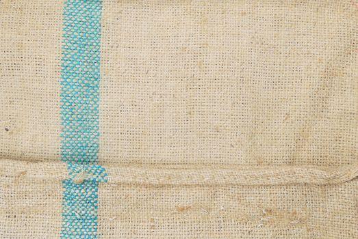 Gunny sack texture background