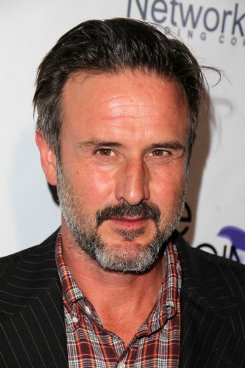David Arquette at the Imagine Ball LA, House Of Blues, West Hollywood, CA 08-06-14/ImageCollect