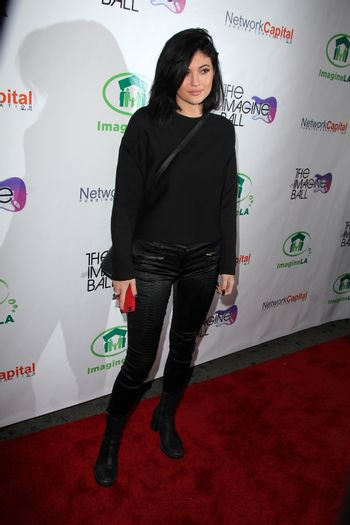 Kylie Jenner at the Imagine Ball LA, House Of Blues, West Hollywood, CA 08-06-14/ImageCollect