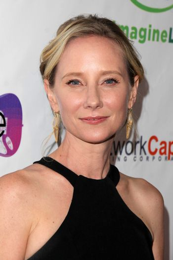 Anne Heche at the Imagine Ball LA, House Of Blues, West Hollywood, CA 08-06-14/ImageCollect