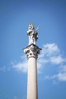 Maria Statue Freising