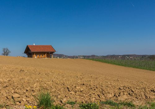Beautiful landscape in Styria, Austria