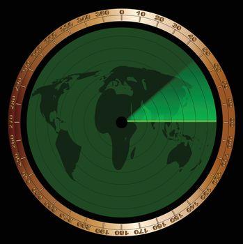 Earth Radar