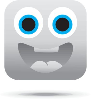 emotion face character icon