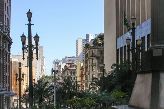 Sao Paulo street