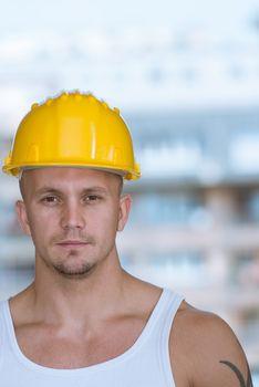 Accident Prevention Safety Helmet