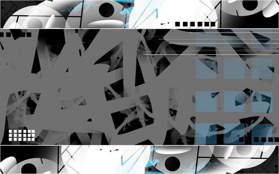 high tech background