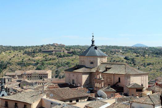 Roofs of Toledo, Spain