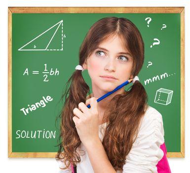 Thinking about mathematics task