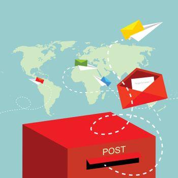 Post, mail