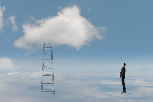 Concept of access to clouds