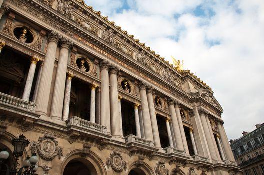 Garnier Opera of Paris
