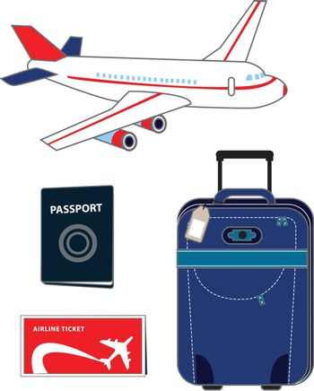 travel objects