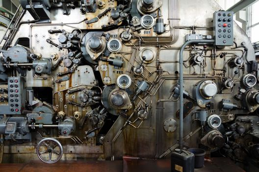 Rusty Mechanism