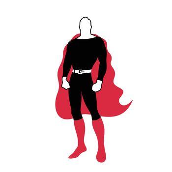 Hero in a raincoat