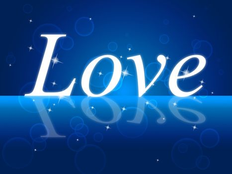 Love Word Meaning Compassionate Tenderness And Romance