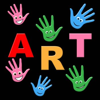 Art Kids Meaning Craft Child And Childhood
