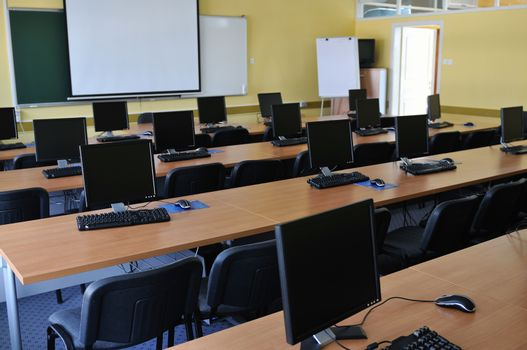 classroom computer