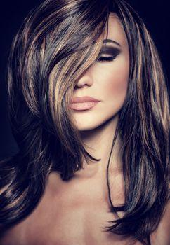 Luxury supermodel