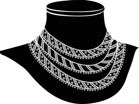 ancient necklace