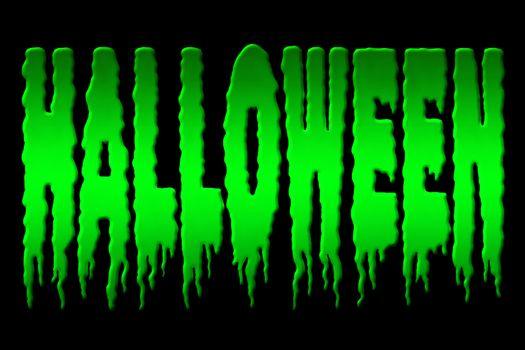 Halloween Art Title