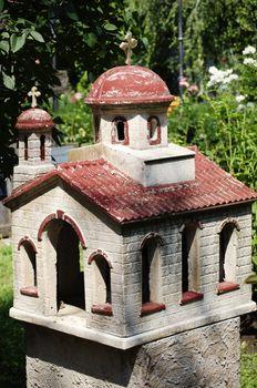 Saint George Monastery of Giurgiu, Romania - September 2014