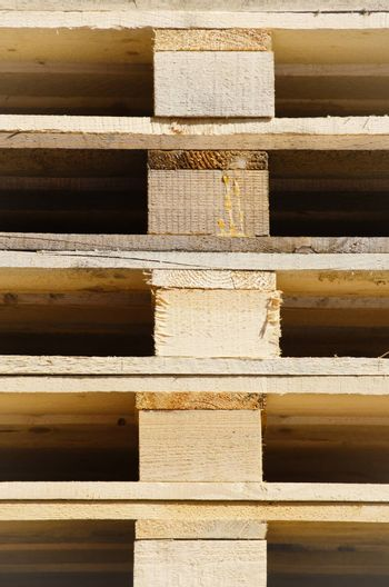 Photo of The Wooden Pallet Background
