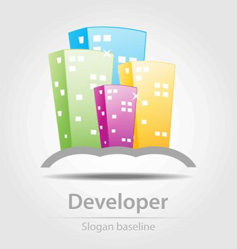 Originally designed business icon for multipurpose use