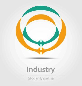 Original business icon for design needs
