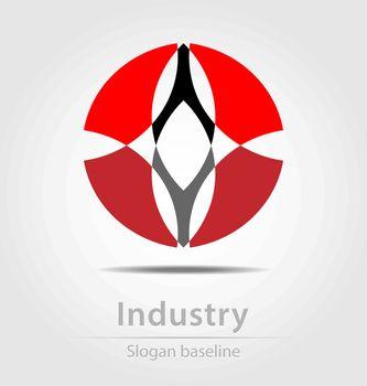 Originally created business icon for multipurpose use in design