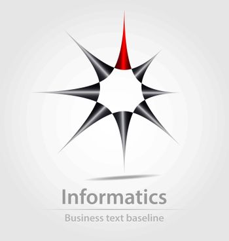 Originally designed business icon for creative design